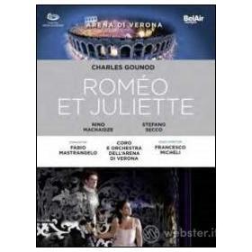 Charles Gounod. Romeo et Juliette (2 Dvd)