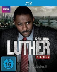 Elba,Idris/Wilson,Ruth/Mackintosh,Steven - Luther-Staffel 2 (Blu-ray)