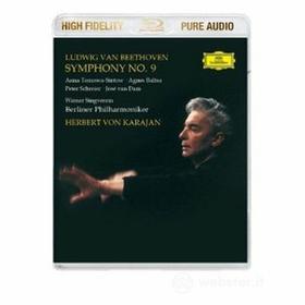 Ludwig Van Beethoven - Sinfonia N. 9 (Blu-Ray Audio) (Blu-ray)