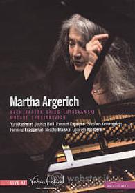 Martha Argerich. Verbier 2007-2008