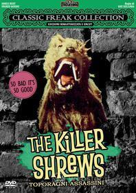 The Killer Shrews - Toporagni Assassini