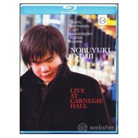 Tsujii Noboyuki. Live at Carnegie Hall (Blu-ray)