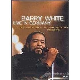 Barry White. Live in Germany