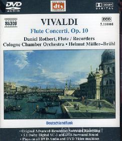 Antonio Vivaldi - Concerti (Dvd Audio)