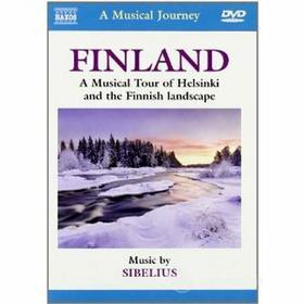A Musical Journey. Finland. A Musical Tour of Helsinki and Finnish Landscape