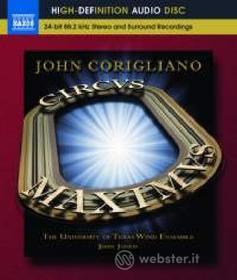 John Corigliano - Circus Maximus (Blu-Ray Audio) (Blu-ray)
