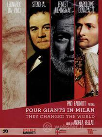 4 giganti a Milano