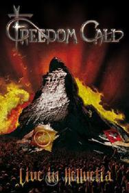 Freedom Call. Live in Hellvetia (2 Dvd)