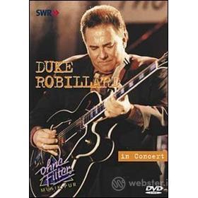 Duke Robillard. In Concert