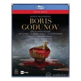 Modest Mussorgsky. Boris Godunov (Blu-ray)