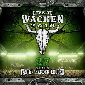 Live At Wacken 2016 (2 Dvd+2 Cd)