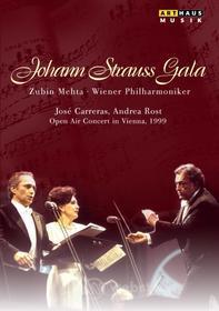 Johann Strauss Gala. Open Air Concert in Vienna, 1999
