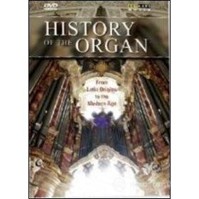 History of the Organ (4 Dvd)