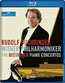 Ludwig van Beethoven. Piano Concertos Nos. 1-5 (Blu-ray)