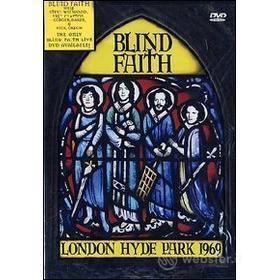 Blind Faith. London Hyde Park 1969