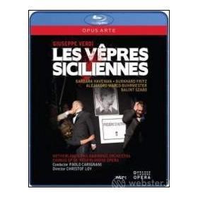 Giuseppe Verdi. Les vêpres siciliennes. I vespri siciliani (Blu-ray)