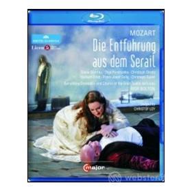 Wolfgang Amadeus Mozart. Il ratto del serraglio. Die Entführung aus dem Serail (Blu-ray)
