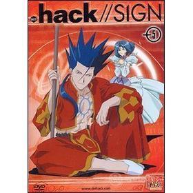 Hack//Sign. Vol. 05