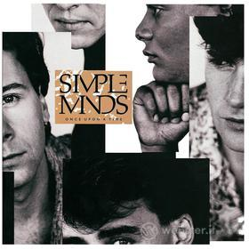 Simple Mind. Once Upon A Time (Blu-ray)