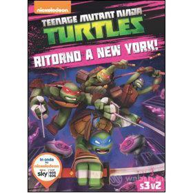 Teenage Mutant Ninja Turtles. Stagione 3. Vol. 2. Ritorno a New York