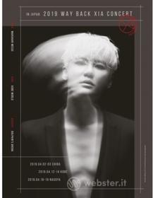 Xia (Junsu) - 2019 Way Back Xia Concert In Japan (3 Dvd)