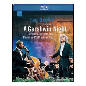 George Gershwin. A Gershwin Night (Blu-ray)