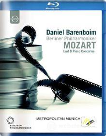 Daniel Barenboim plays Mozart Piano Concertos (Blu-ray)