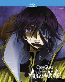 Code Geass. Akito The Exiled. Vol. 3. Ciò che riluce... (Blu-ray)