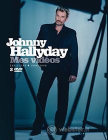 Johnny Hallyday - Mes Videos-Les Clips 1984/2006 (3 Dvd)