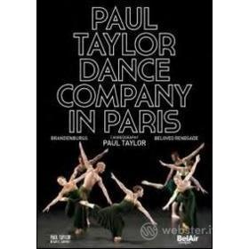 Paul Taylor Ballet Company in Paris