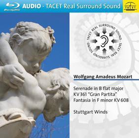 Wolfgang Amadeus Mozart - Serenade In B Flat Major (Blu-Ray Audio) (Blu-ray)