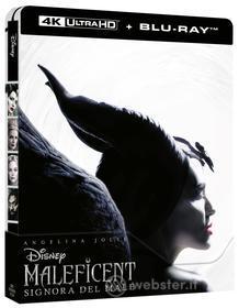 Maleficent - Signora Del Male (Blu-Ray 4K Ultra HD+Blu-Ray) (Ltd Steelbook) (2 Blu-ray)