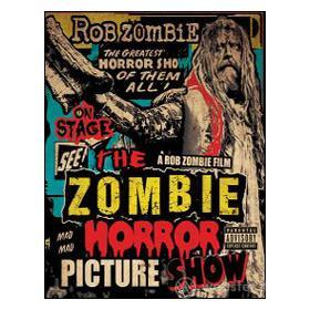 Rob Zombie. The Zombie Horror Picture Show (Blu-ray)