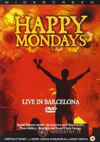 Happy Mondays - Live In Barcelona