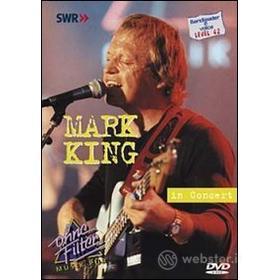 Mark King. In Concert. Ohne Filter