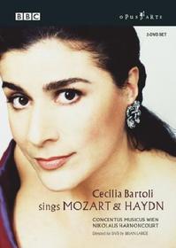 Cecilia Bartoli. Nikolaus Harnoncourt. Mozart