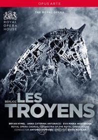 Hector Berlioz. Les Troyens. I troiani (2 Dvd)