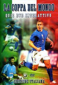 La Coppa del Mondo. Quiz DVD interattivo