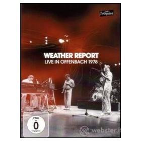 Weather Report. Live In Offenbach 1978