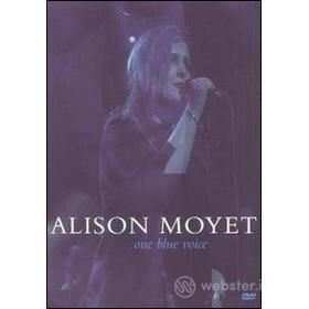 Alison Moyet. One Blu Voice