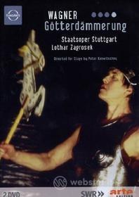 Richard Wagner. Gotterdammerung. Il Crepuscolo degli Dei (2 Dvd)