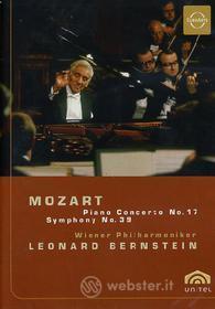 Wolfgang Amadeus Mozart. Piano Concert No 17, Symphony No 39
