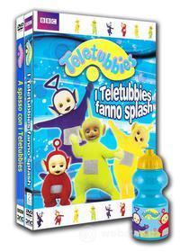 Teletubbies - I Teletubbies Fanno Splash / A Spasso Con I Teletubbies (2 Dvd+Borraccia)