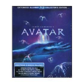 Avatar. Extended Collector's Edition (Cofanetto 3 blu-ray)