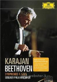 Ludwig Van Beethoven. Symphonies 4, 5 & 6