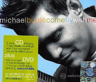 Michael Bublè. Come Fly With Me