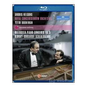 Ludwig van Beethoven. Piano concerto no. 5 (Blu-ray)