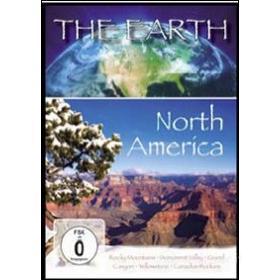 The Earth. North America