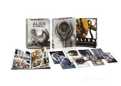 Alien Anthology Premium (4 Blu-Ray+Libro+Cartoline) (Blu-ray)