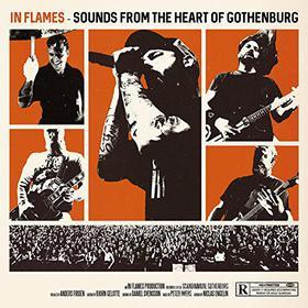 In Flames - Sounds From The Heart Of Gothenburg (2 Cd+Dvd+Blu Ray) (Blu-ray)